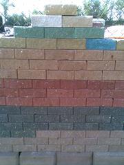 Стеновые песко-отсевные блоки (камни)