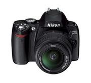 Продам зеркальный фотоаппарат Nikon D40 kit за 50 тыс. тг