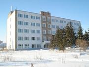 Пятиэтажное здание