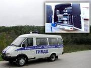 Линии технического контроля (ЛТК) для леговых автомобилей ГАРО и МЕТА