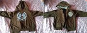 Детская одежда на мальчика 1-2г.