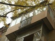 высотные работы, ремонт балконов