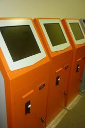 Платежные терминалы с монетоприемником