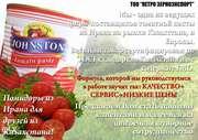 Томатная паста Johnston в Петропавловске