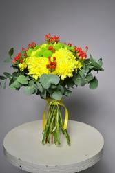 Услуги флориста,  свадебные букеты