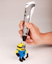 3D Ручка. Прекрасный подарок,  как для детей,  так и для взрослых!