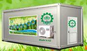 Гидропонное оборудование для выращивания готового корма. Петропавловс