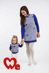 Одежда в стиле Family look для всей семьи. На праздники,  фотосессии,  с