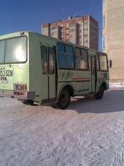 автобус  паз дизельный  ноябрь 2007г